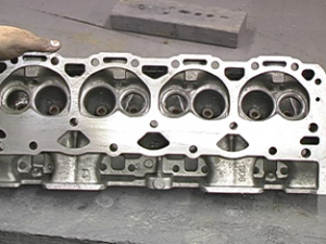 Machined Head