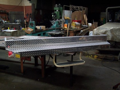 Aluminum Bumper
