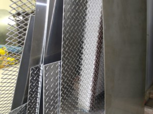 Aluminum and Stainless Steel Sheets