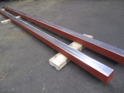 Chromed Guide Bars
